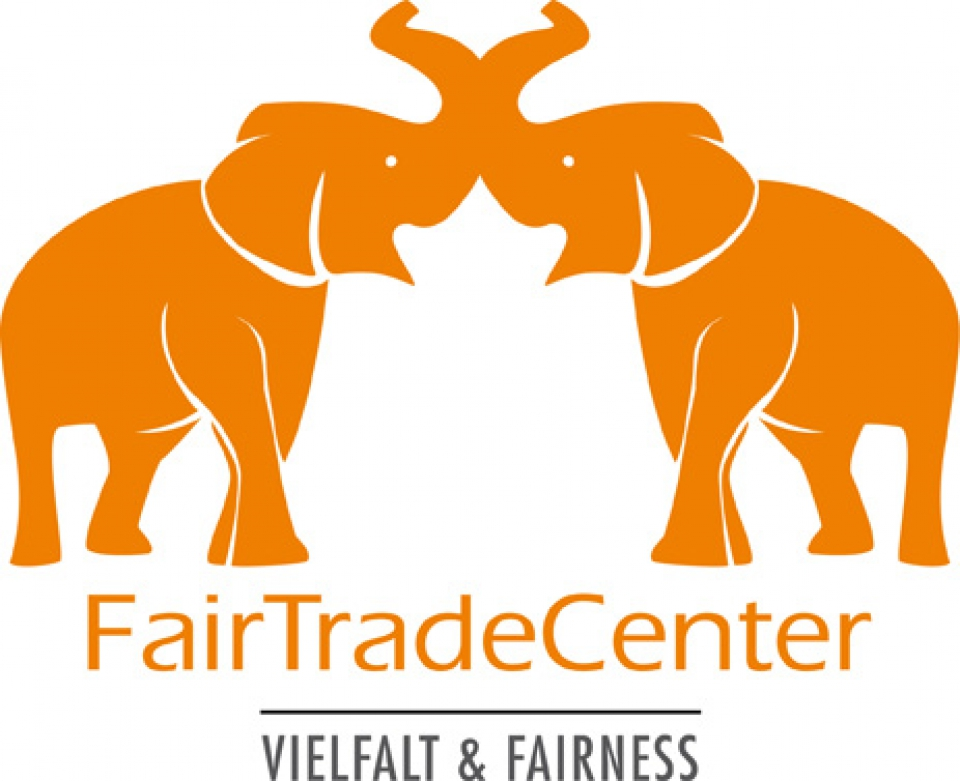 Bild Logo FairTrade Center - KONTUR Werbeagentur, Marketingagentur, PR-Agentur aus Freudenstadt entw